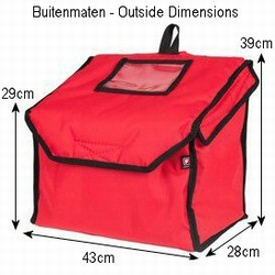 Backpack-Lunches: Inside 25 x 42 x 35cm (H-center), Nylon
