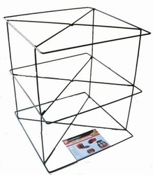 T8S frame los geleverd   35x35x42cm Roestvrij Staal