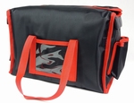 Lunchbox-6, nylon with Magnet closure